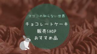 「マツコの知らない世界」チョコレートケーキの世界で紹介した販売ショップ&おすすめ品