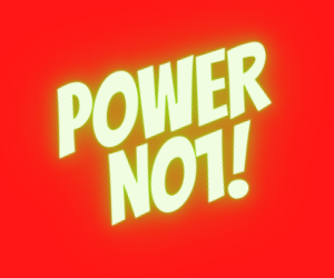 POWER NO1!